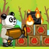 panda flame thrower